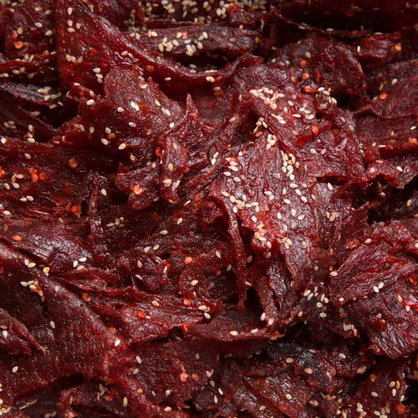 1025 BBQ果汁牛肉干 BBQ Fruit Seaseme Beef Jerky