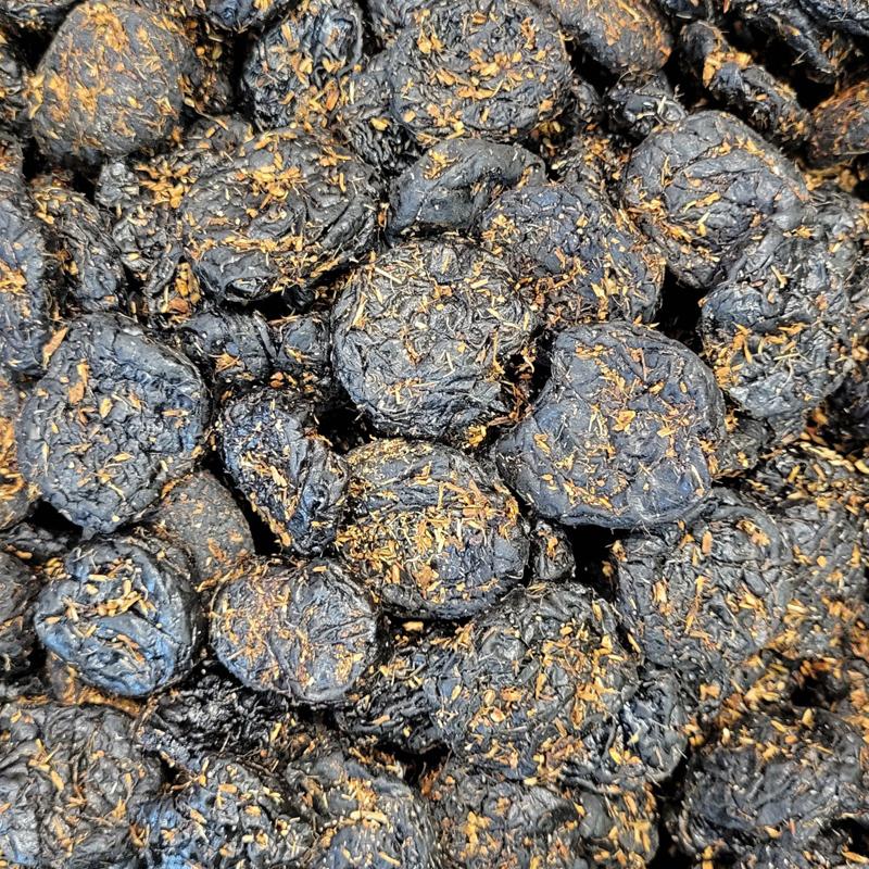 3061A 甘草加應子 Dried Licorice Seedless Plum-Xí muội cam thảo không hột