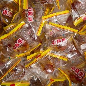 5004黃心梅糖$8
