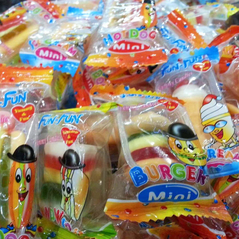5053 綜合漢堡糖 Hamburg Candy