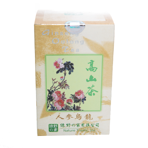 7010 人參烏龍 (小包) Ginseng Olong Tea 511 (Small)
