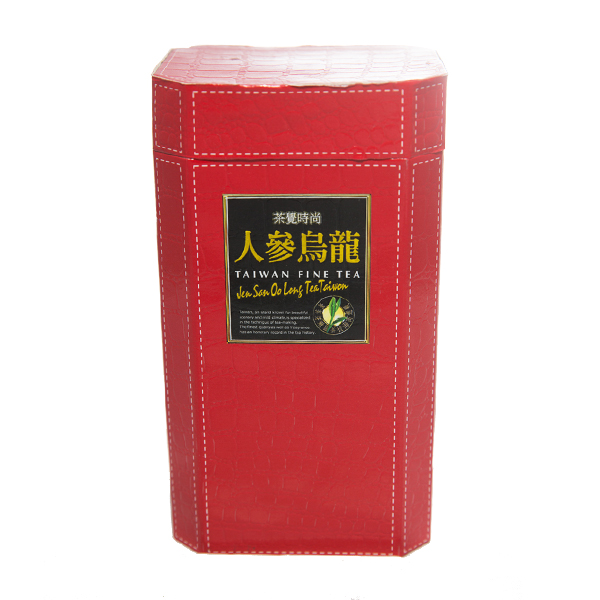 7061L 人參烏龍 (大包) Ginseng Olong Taiwan Fine Tea (Red Large)