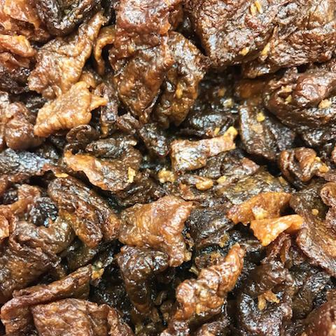 4035 滷味豆乾片 Marinated Dried Tofu Curd-Đậu hủ ky ướp gia vị