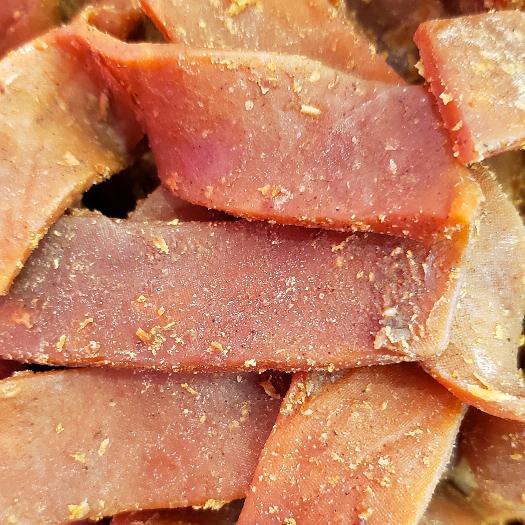 4037 蒜味豆乾片 Garlic Flavor Bean Curd Slice