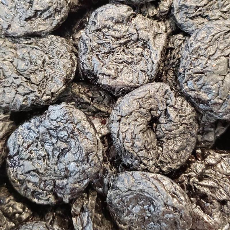 3020 化核烏梅 Black Seedless Dried Plum-Cam chỉ đen không hột khô