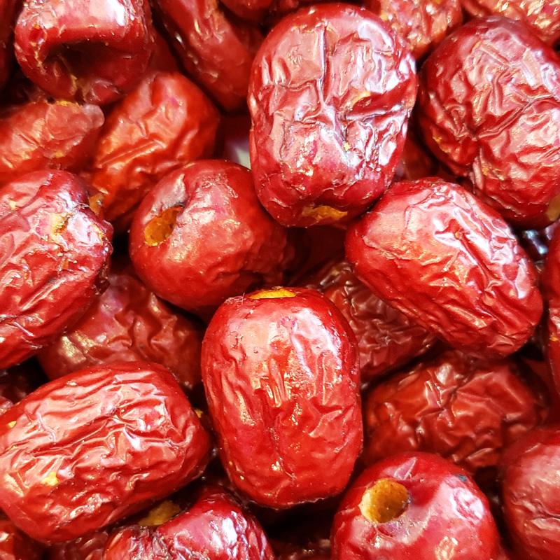 3308 無核香酥脆棗 Seedless Crunchy Red Date-Táo đỏ dòn không hột