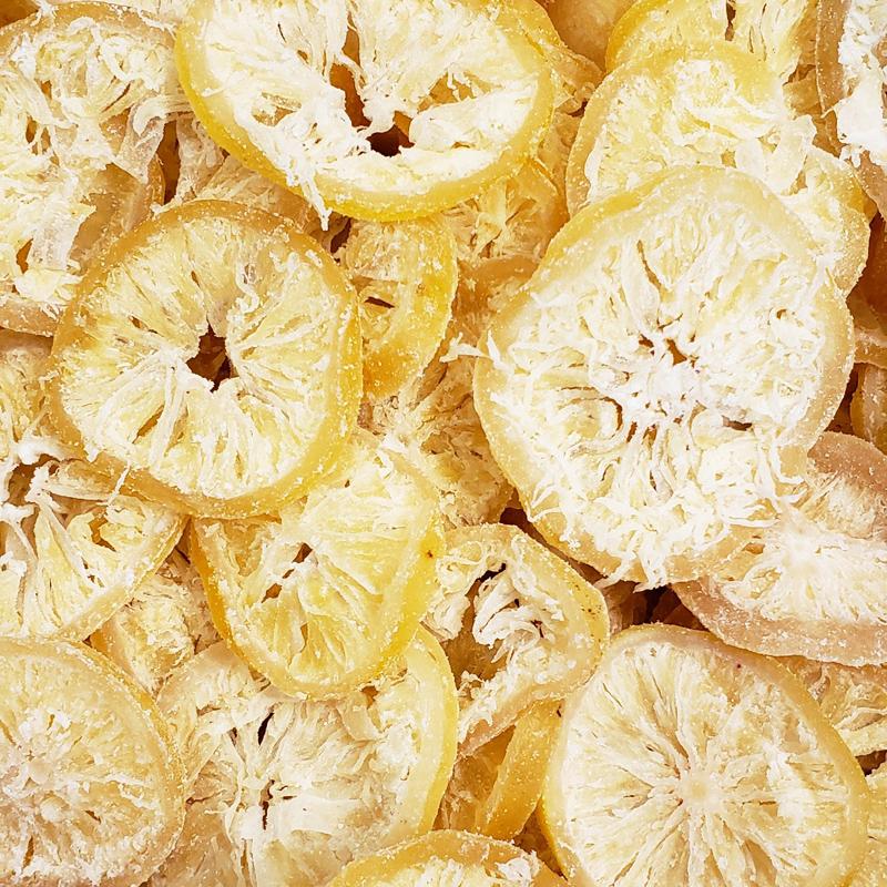 3309 清新檸檬片 Sliced Dry Lemon-Chanh lát sấy khô