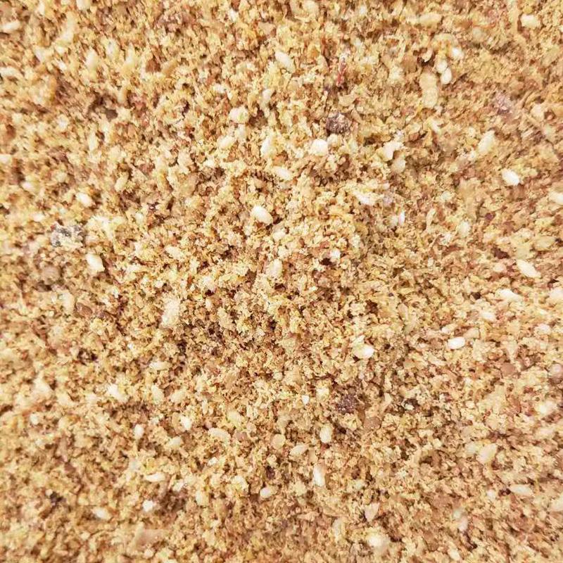 1029 南瓜芝麻素香鬆 Vegetarian Ground Pumpkin Sesame Floss-Chà bông Bí đỏ chay